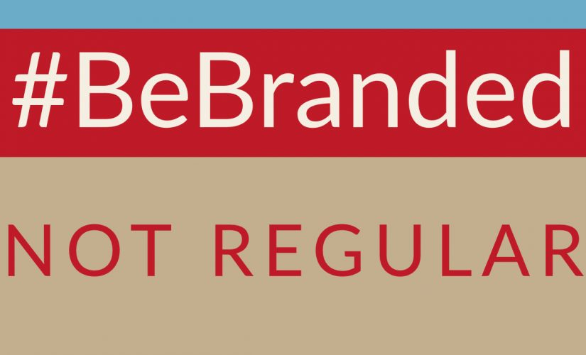 #BeBranded – not REGULAR | Die Employer Branding & HR Community