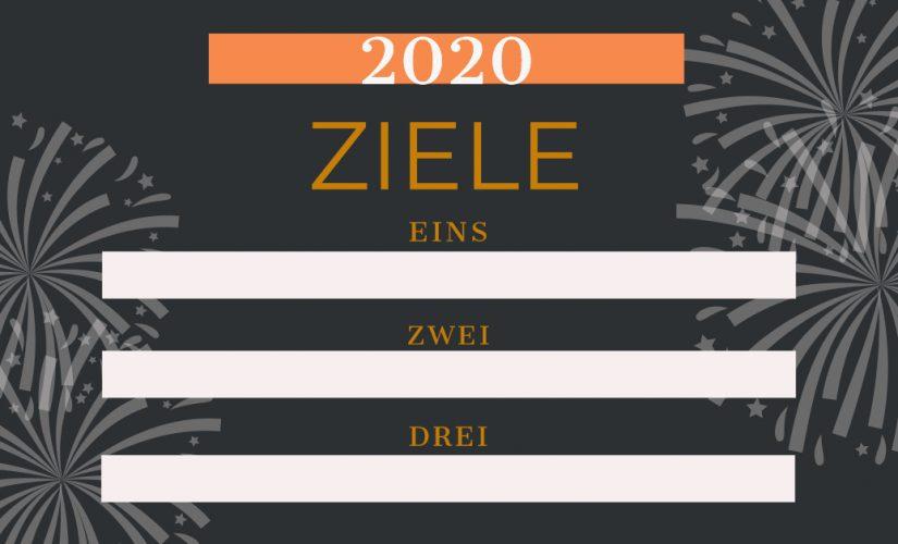 Frohes und erfolgreiches neues Jahr 2020