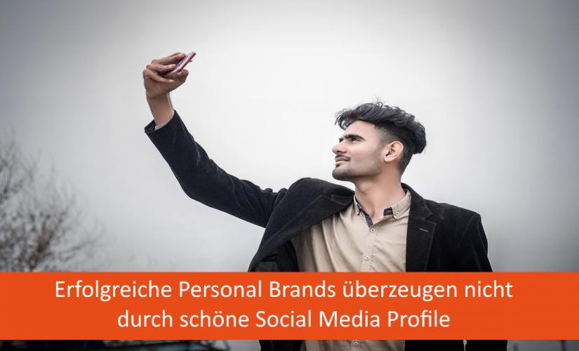 Personal Branding ist mehr als ein Social-Media-Profil