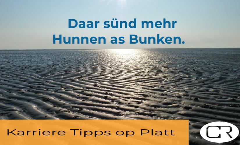 Karriere Tipps op Platt – by Personal Branding No. 4
